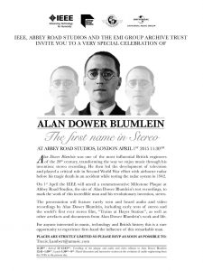 Blumlein Celebration Invitation
