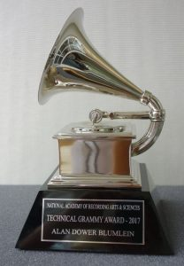 National Academy of Recording Arts & Science | Technical Grammy Award 2017